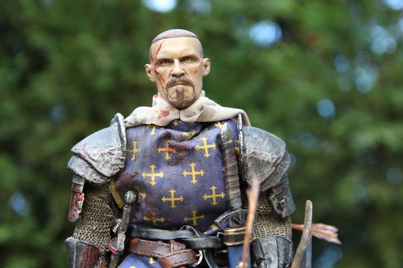 Mort d'un chevalier (Azincourt - 25 octobre 1415) Img_1620