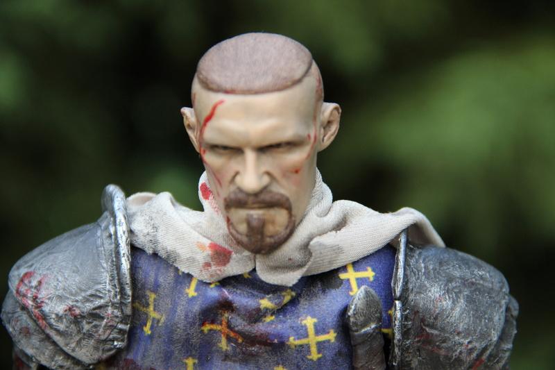 Mort d'un chevalier (Azincourt - 25 octobre 1415) Img_1621
