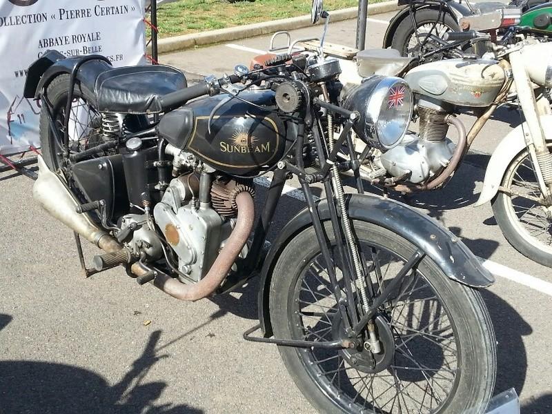 MOTOS anciennes à POITIERS 30 SEPTEMBRE 17 Sunbea10