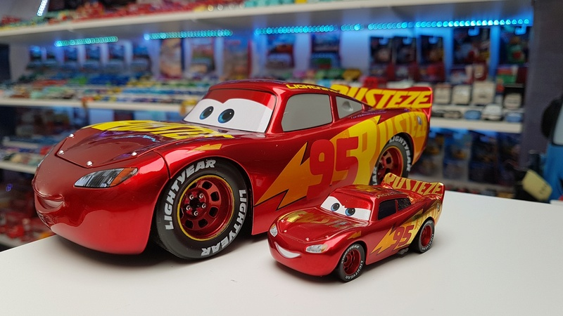King Andy's Jada Cars 3510