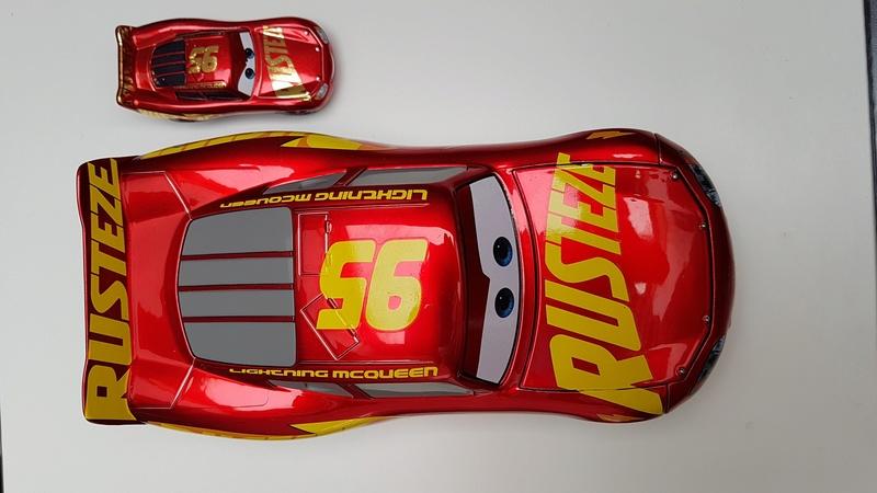 King Andy's Jada Cars 3610