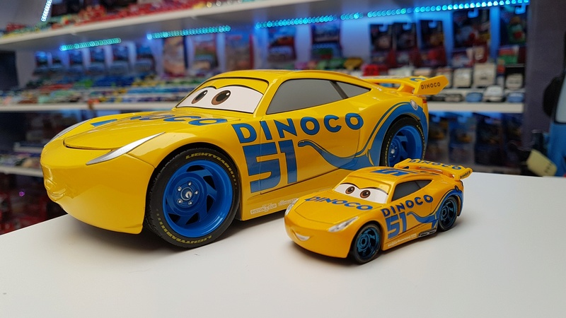 King Andy's Jada Cars 3810
