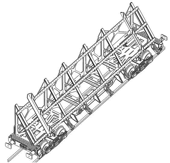 [TJ-Modeles] TJ-7555 - Plat à pupitre U51-6 (Kit) - Ech. N Tj-75513