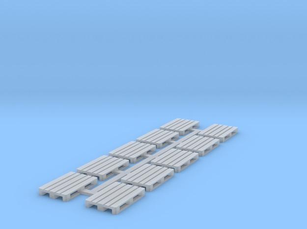 [TJ-Modeles] Accessoires en impression 3D - Echelle H0 Tj-h0210