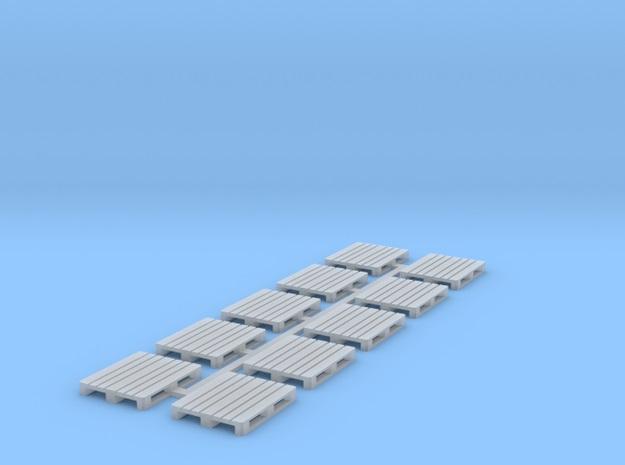 [TJ-Modeles] Accessoires en impression 3D - Echelle H0 Tj-h0213