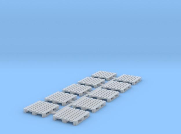 [TJ-Modeles] Accessoires en impression 3D - Echelle H0 Tj-h0214