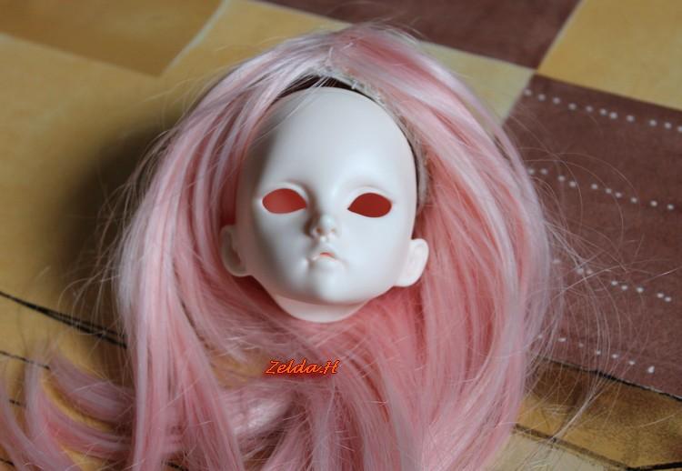 [V]Tiny*MNF*Ebony mini MSD*SD Miracle Doll/IMDA52  Odelia10