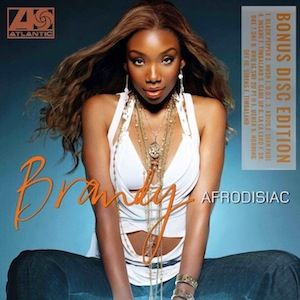 DISCOGRAPHY: @4everBRANDY • @ATLANTICRECORDS @EPIC_RECORDS @RODNEYJERKINS @TIMBALAND 25772110