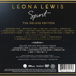 [in progress] @LEONALEWIS • 'SPIRIT' • @SYCO /J RECORDS • @EHUDMUSIC @STARGATE @NEYO @JOHNTAAUSTIN Spirit10