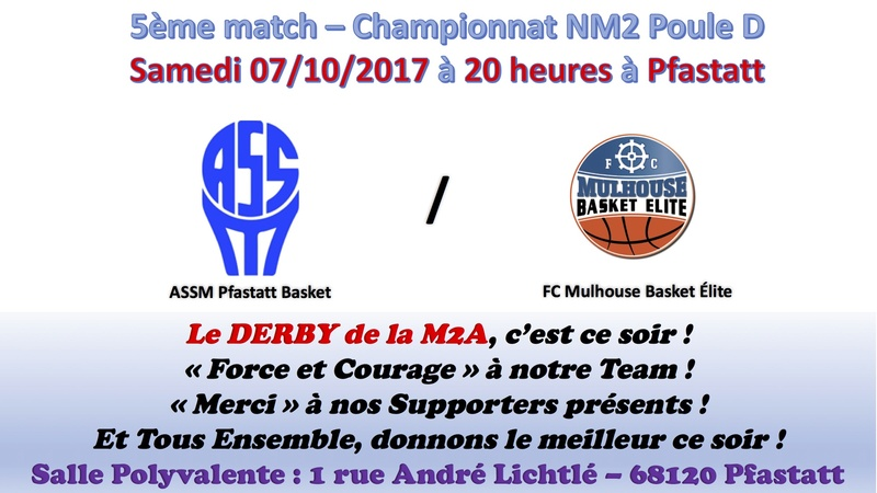 [J.05] Pfastatt AS Saint-Maurice - FC MULHOUSE : 87 - 69 - Page 2 Annonc11