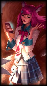 Star Guardians Reference Ahri-a10