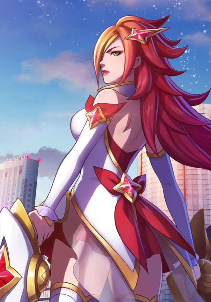 Star Guardians Reference Profil12