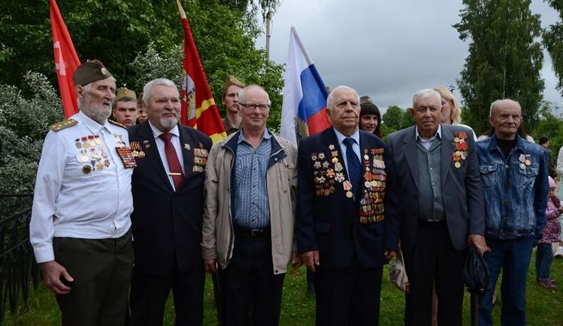 IV военно–исторический фестиваль «Слобода партизанская» 210