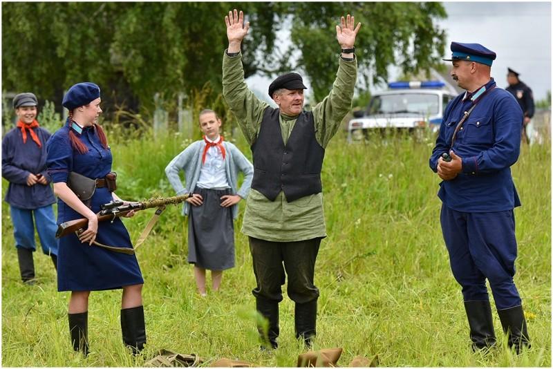 IV военно–исторический фестиваль «Слобода партизанская» 510