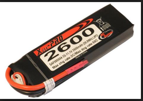 Batterie plus petite Bat10