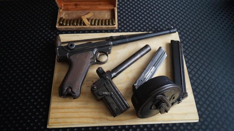 Luger P08 artillerie - Page 2 Dsc02010