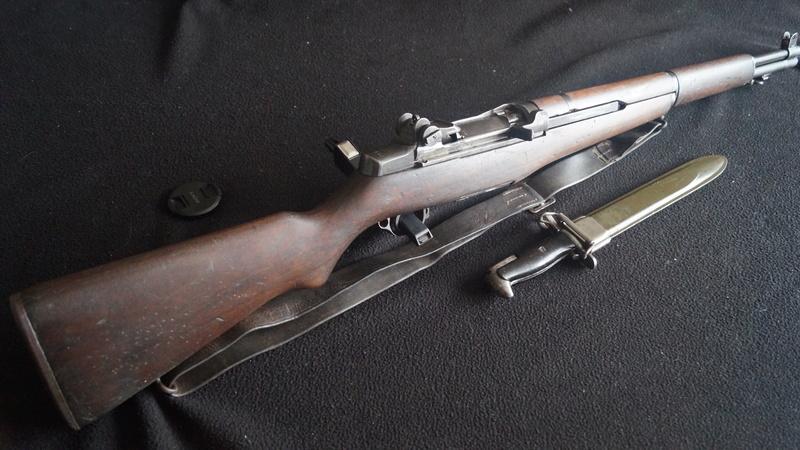 Garand MI 1942 Dsc04010