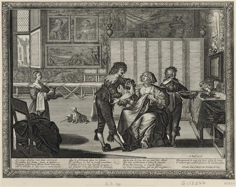 Santé et médecine à la cour de France IEAP Hôtel de Lauzun 13-52410