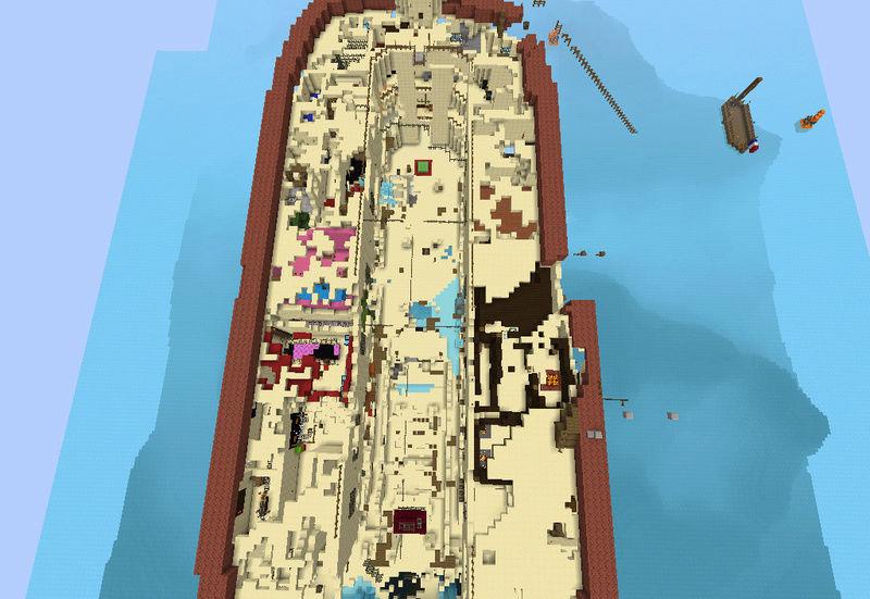 [Sujet Unique] Minecraft (Fort Boyard et autres émissions) - Page 27 2017-030