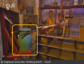 OBJET 048 / Le vase turquoise Objet127