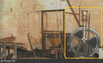 OBJET 008A / Le recyclage de la machine infernale (roue) Objet_64