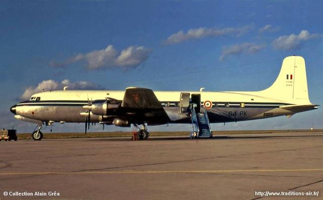 DC-6b Sécurité Civile de HELLER au 1/72ème Dc-6_610