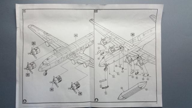 DC-6b Sécurité Civile de HELLER au 1/72ème Dc-6_s13