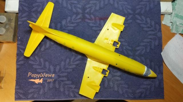 DC-6b Sécurité Civile de HELLER au 1/72ème Dc-6_s34