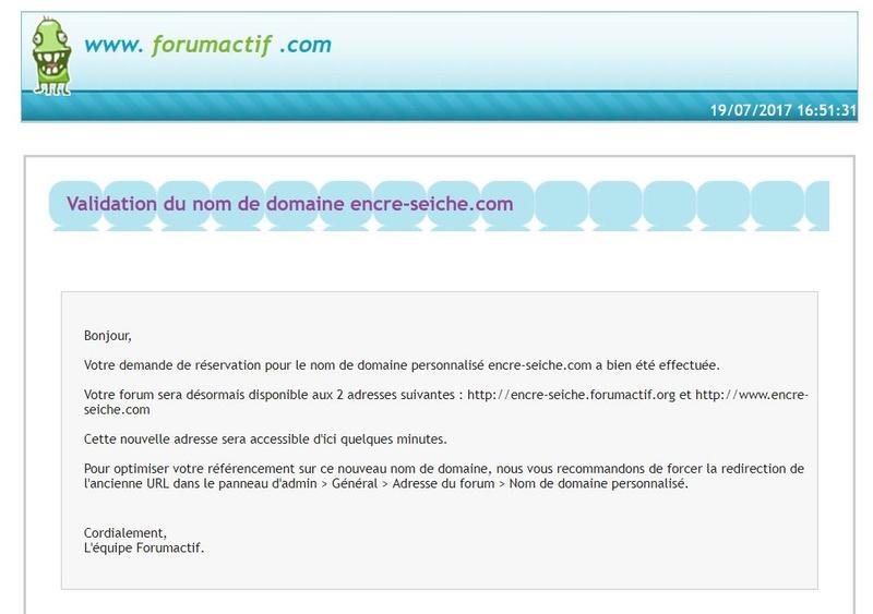 Nom de domaine du forum  Captur23