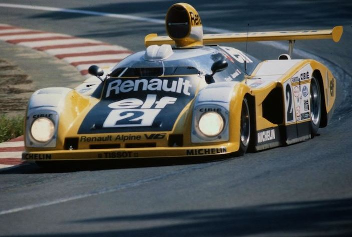 24h du Mans : L'Evolution de la gagne… 0000017