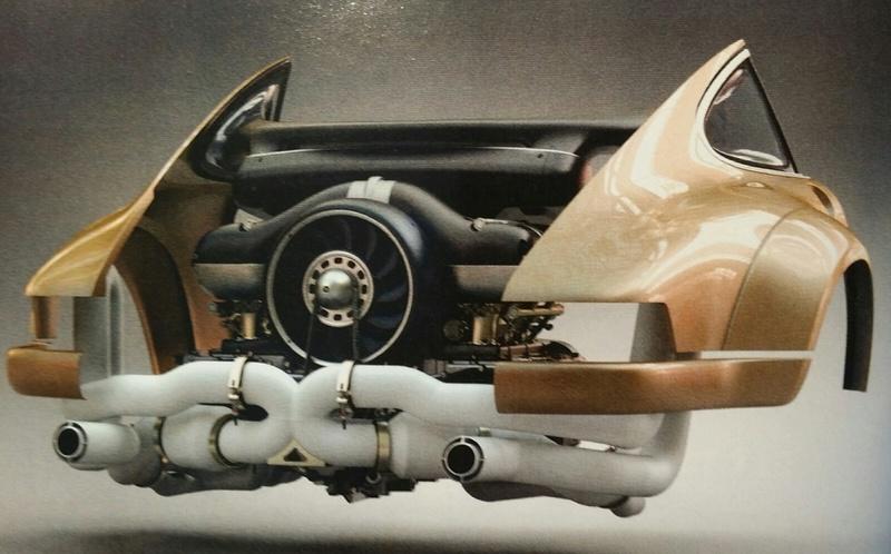 Singer présente un moteur air-cooled - Page 2 000030