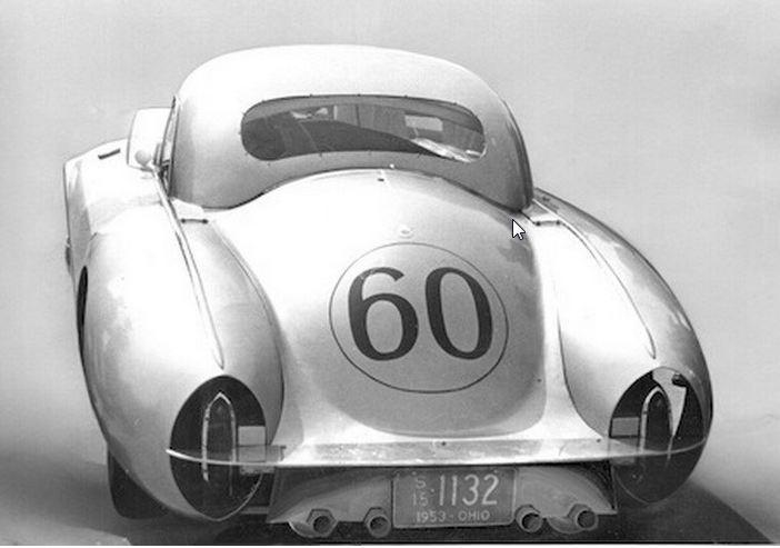 Porsche 356 de Lou Fageol à 4 roues motrices  000d14