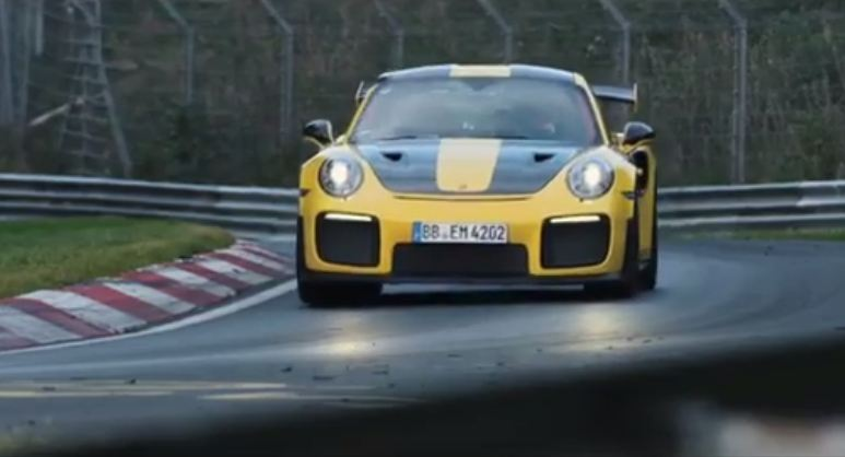 GT2 RS au Nurburgring : ouch ! 00b26