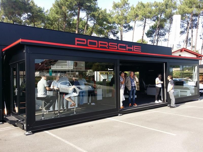 Porsche au choix...  le Roadshow de CP Bordeaux - Page 2 20170912