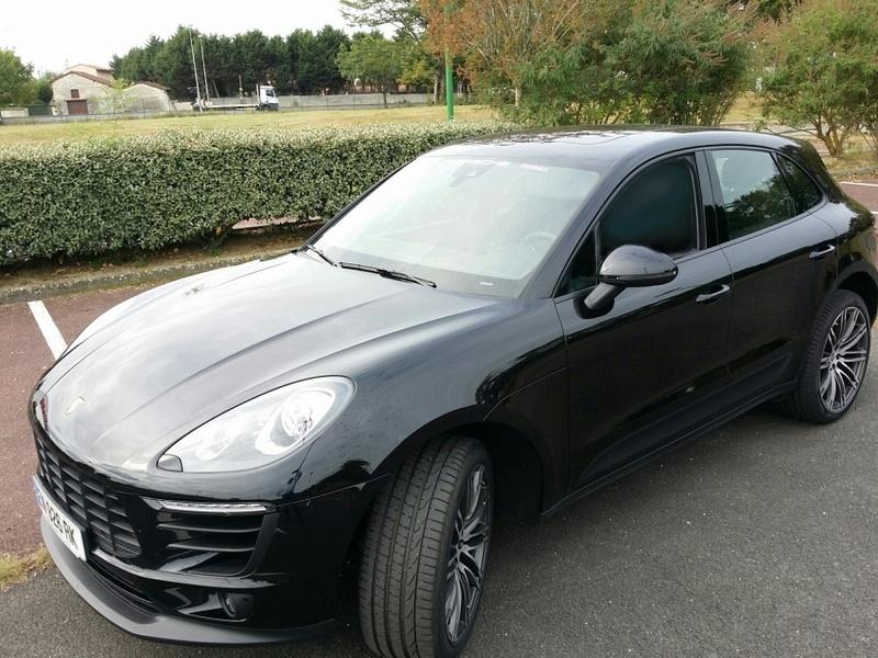 Porsche Macan, une belle surprise. Macan310