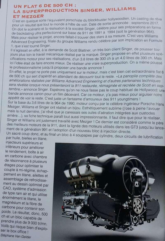 Singer présente un moteur air-cooled - Page 2 Singer10