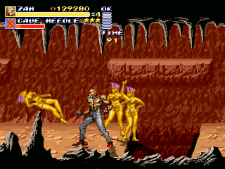 Streets of Rage Remake mod - Altered Beast Arcade Altera17
