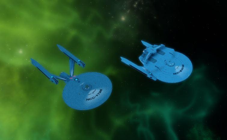 Activité de groupe pour les amateurs des premiers films de Star Trek Captur17
