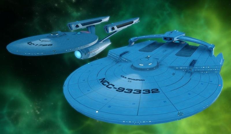 Activité de groupe pour les amateurs des premiers films de Star Trek Captur18