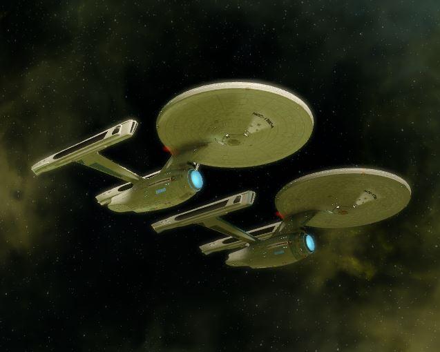 Activité de groupe pour les amateurs des premiers films de Star Trek Captur27