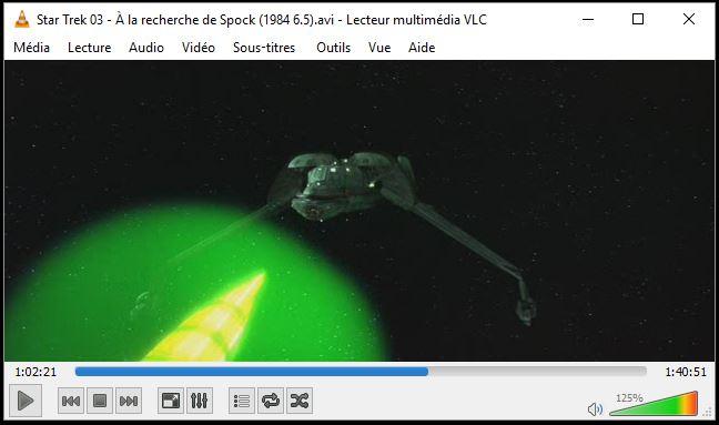 Activité de groupe pour les amateurs des premiers films de Star Trek Captur28