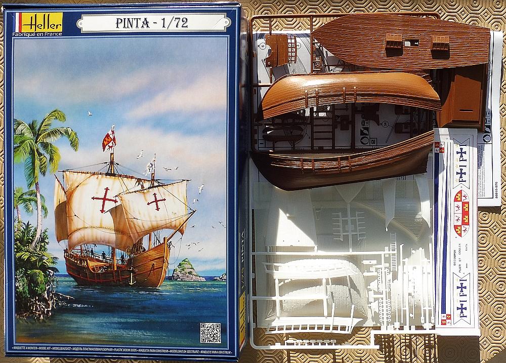 Caravelle Pinta (Heller 1/72°) de Gil-le-Hobbit Pinta_10