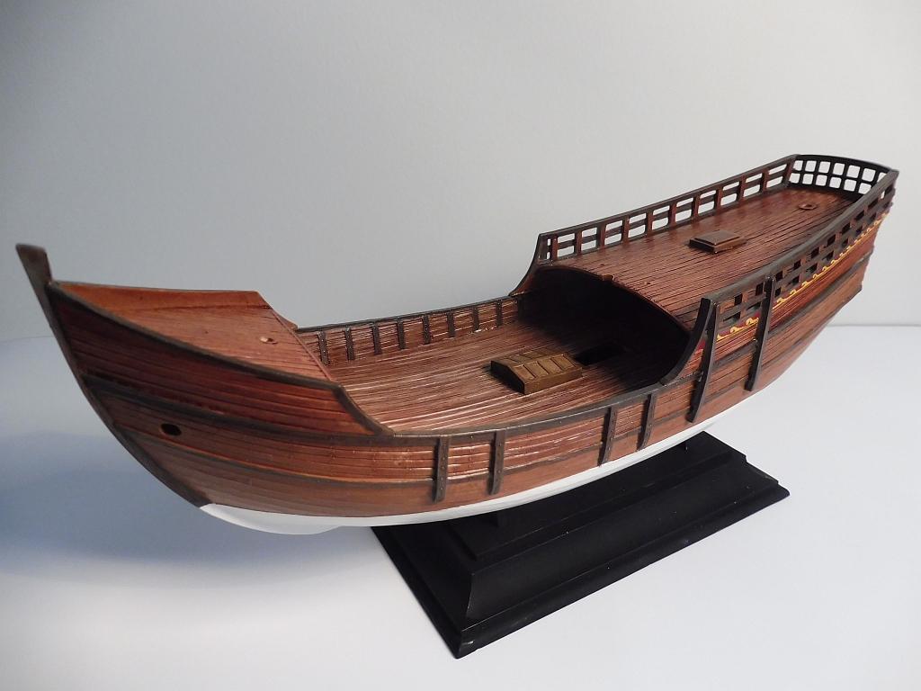 Caravelle Pinta (Heller 1/72°) de Gil-le-Hobbit Pinta_13