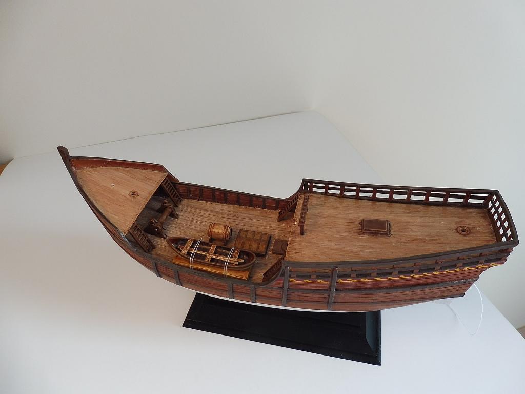Caravelle Pinta (Heller 1/72°) de Gil-le-Hobbit Pinta_15