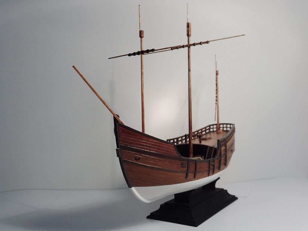 Caravelle Pinta (Heller 1/72°) de Gil-le-Hobbit Pinta_19