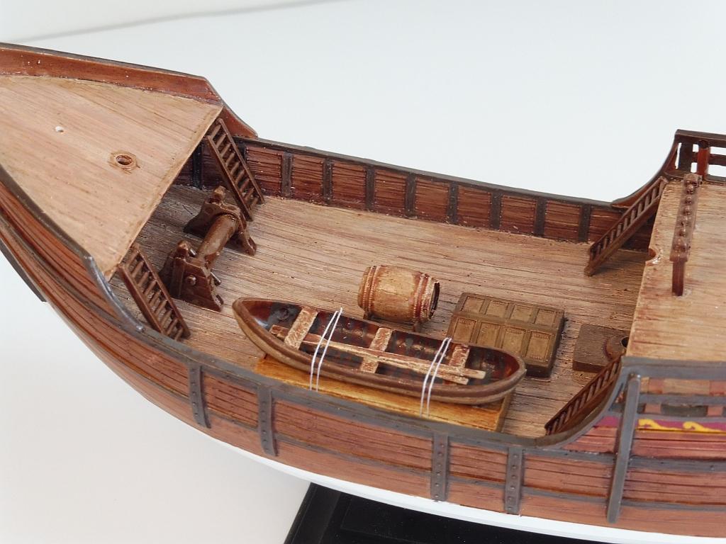 Caravelle Pinta (Heller 1/72°) de Gil-le-Hobbit Pont_d10
