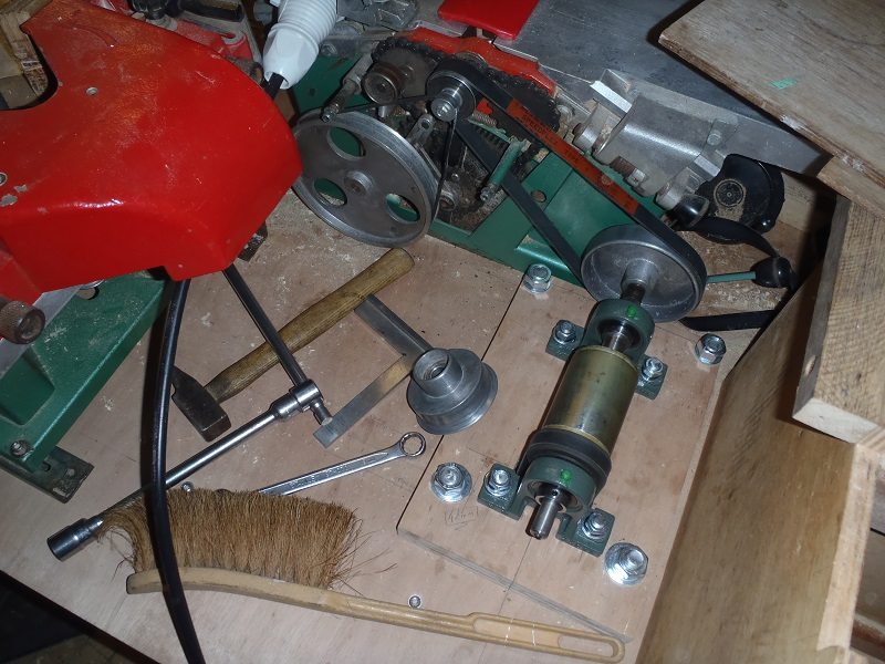 Modification moteur 380V triphasé en 220V Pa100510
