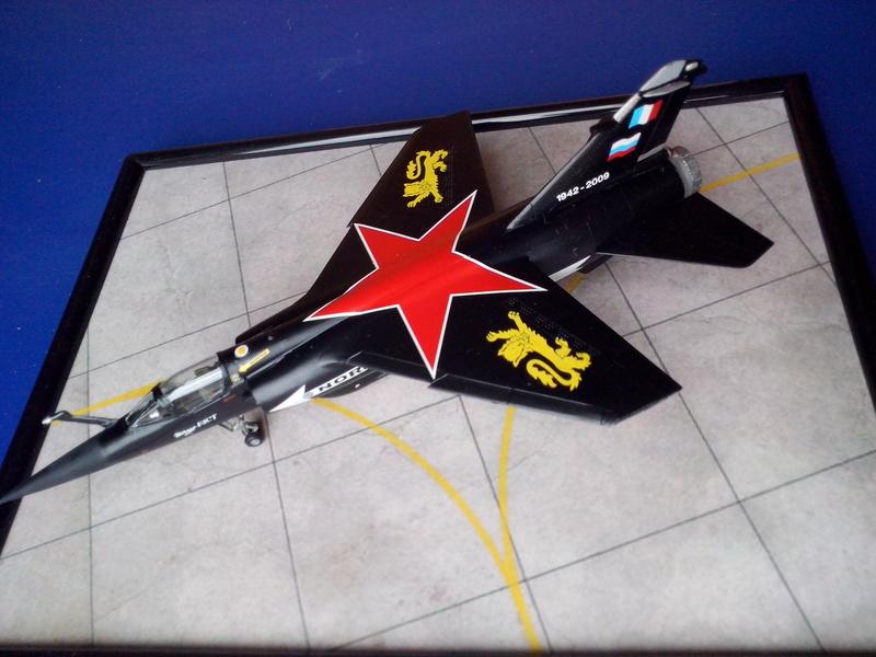 Mirage F-1 CT (Heller) Dissolution Normandie Nièmen 2009  - Page 2 Img_2033