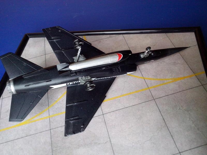 Mirage F-1 CT (Heller) Dissolution Normandie Nièmen 2009  - Page 2 Img_2036