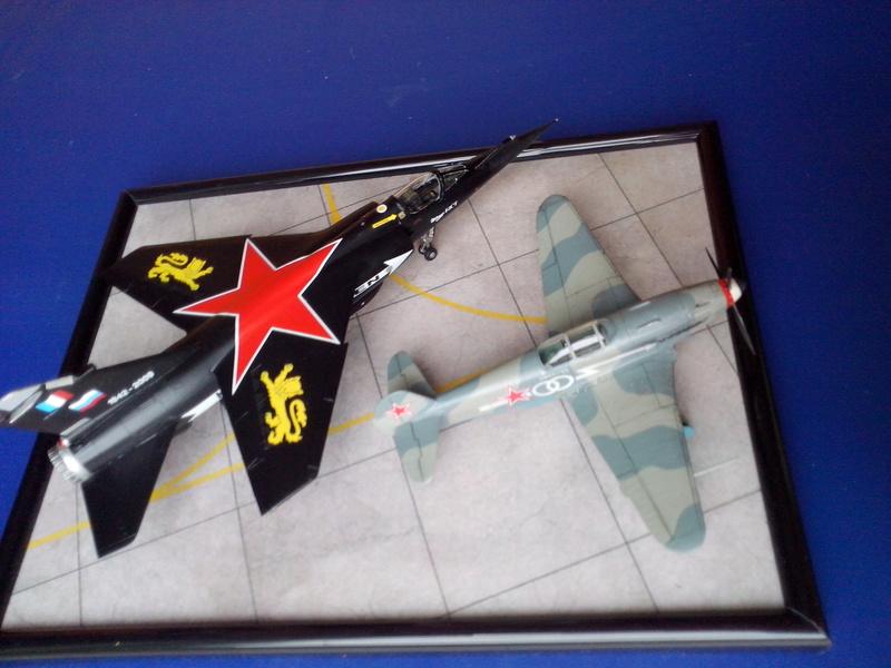 Mirage F-1 CT (Heller) Dissolution Normandie Nièmen 2009  - Page 2 Img_2039